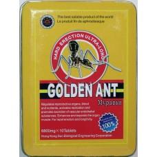 Золотой Муравей (Golden Ant) - для повышения эрекции 10 шт.